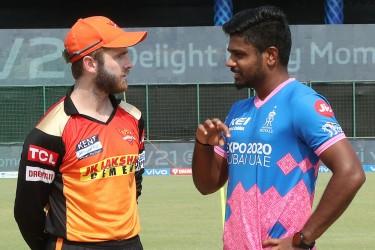 IPL 2021, Sunrisers Hyderabad Vs Rajasthan Royals, Live Cricket Scores: Will SRH Spoil RR's Playoff Hopes?