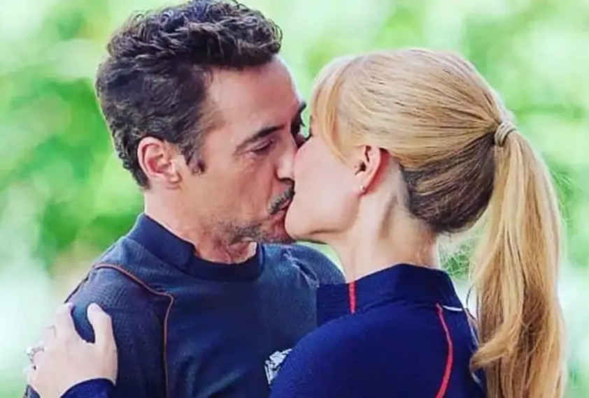 Gwyneth Paltrow: Kissing Robert Downey Jr In 'Iron Man' Was Like Kissing My Brother