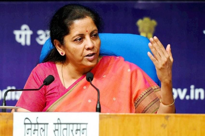 India Needs 4-5 'SBI Size' Banks To Meet Growing Economic Needs: FM Sitharaman