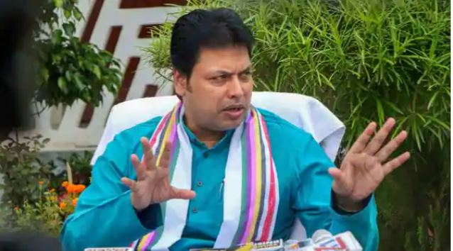 'I Am Tiger, I Control Police': Biplab Deb Asks Officers To Not Worry About Contempt Of Court