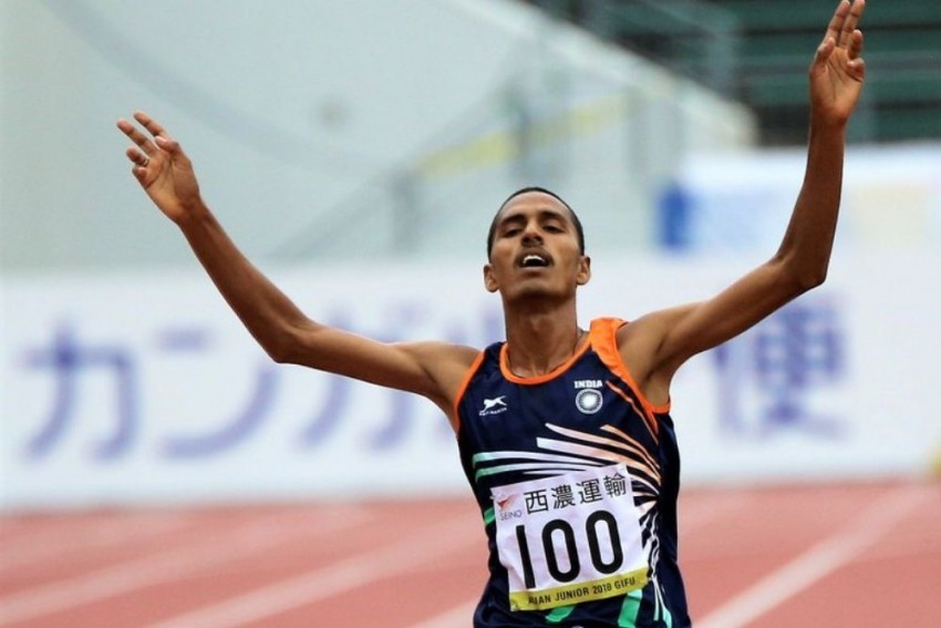 Ajeet Kumar, KM Deeksha Win 1500m Gold At National U-23 Athletics Meet