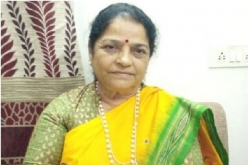 Nimaben Acharya Becomes First Woman To Be Elected Speaker Of Gujarat Assembly