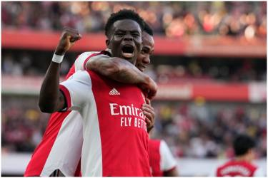 EPL: Arsenal Humiliate Tottenham Hotspur In North London Derby