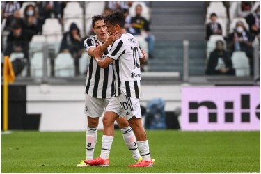 Serie A: Tearful Paulo Dybala Leaves Field In Juventus' 3-2 Victory Over Sampdoria