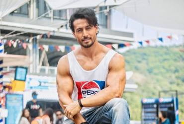 Tiger Shroff Is In London, For Not One, But Two Projects: Details Inside!