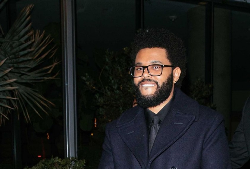 Watch: The Weeknd's Emotional Speech After Receiving The Quincy Jones Humanitarian Award Goes Viral!
