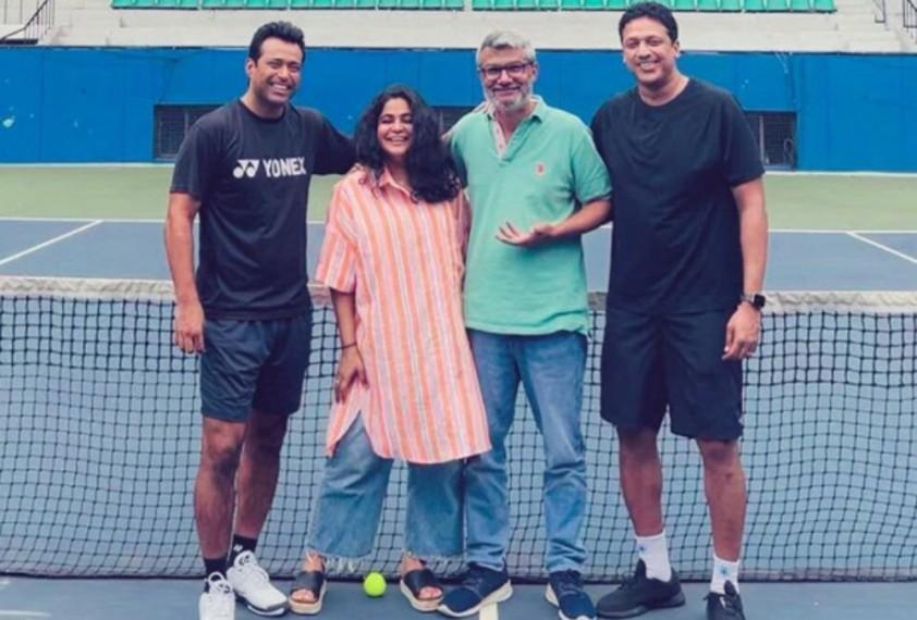 The 'Break Point' Of Mahesh Bhupati And Leander Paes