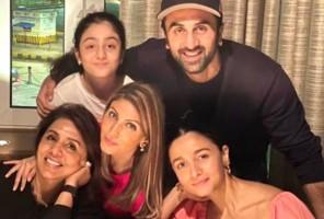 Ranbir Kapoor Gets The Sweetest Birthday Wish On His 39th Birthday From Sister Riddhima Kapoor Sahni