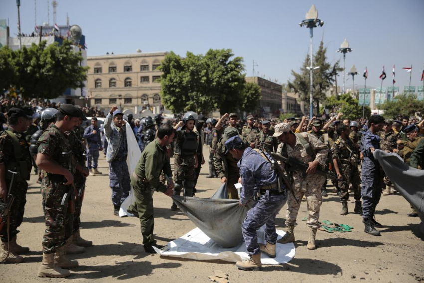 Yemen Civil War: 130 Killed In Two Days In Clashes Between Govt And Rebels