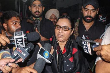 Punjab Congress Crisis: Razia Sultana Steps Down From Cabinet In 'Solidarity' With Sidhu