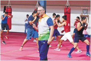 'Stressed' Women's Boxing High-Performance Director Raffaele Bergamasco To Fly Back To Italy