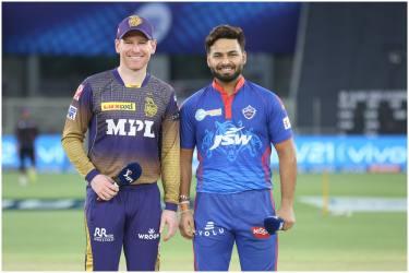 IPL 2021, Live Cricket Scores, KKR Vs DC: Kagiso Rabada Joins Party, Kolkata Need 61 Off 54 Balls