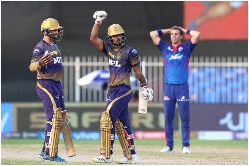 IPL 2021, KKR Vs DC: Sunil Narine Blitzkrieg, Nitish Rana Help Kolkata Knight Riders Beat Delhi Capitals by 3 wickets - Highlights