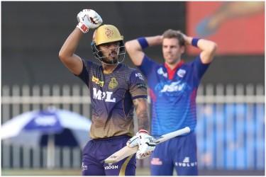 IPL 2021: Sunil Narine Blitzkrieg, Nitish Rana Help KKR Outwit Delhi Capitals By Three Wickets