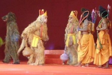 UP: Muslim Artist Playing Lord Ram In Ramlila Gets Threats To Be Excommunicated