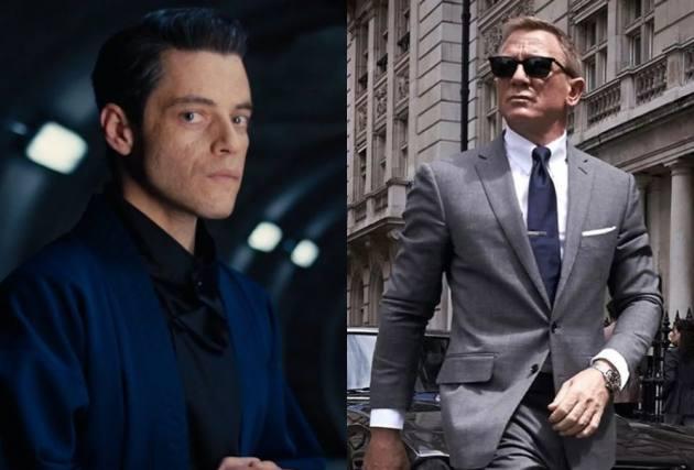 Rami Malek On Working In 'No Time To Die: 'James Bond Is Daniel Craig's Home'