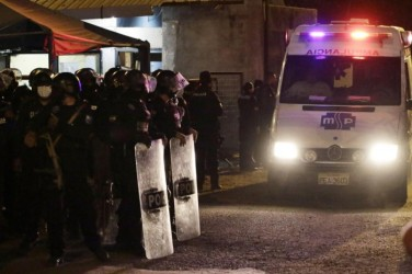 Gang Clash Inside Ecuador Prison Leaves 24 Inmates Dead, 48 Injured
