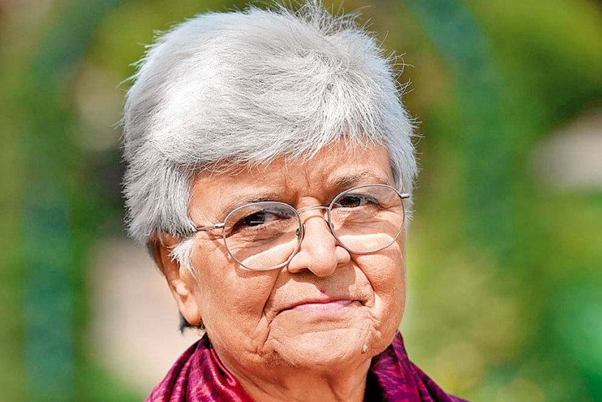 Kamla Bhasin's Slogans And Songs Of Gender Equality Will Continue To Inspire Activists