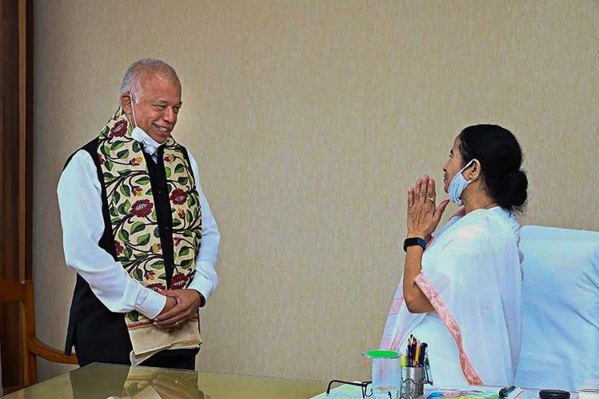 Bidding To Become 'The Real Congress' TMC Escalate Drive To Weaken Congress Nationally