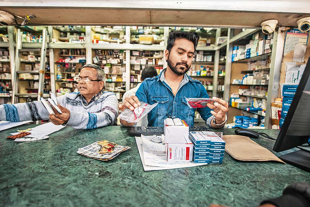 Believe It Or Not - In Odisha's Public Health Centres, Pharmacists Fill In For Doctors!