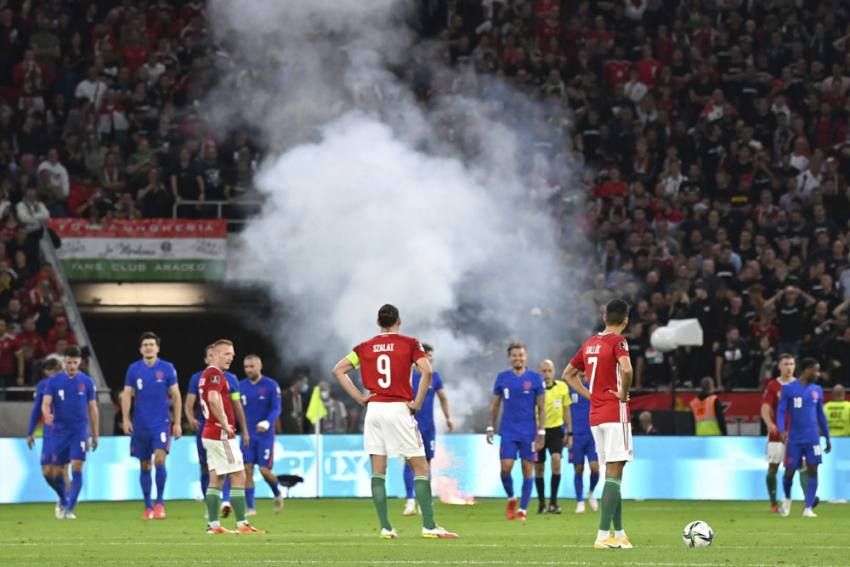 FIFA Probes Racist Abuse Of England Players In Hungary