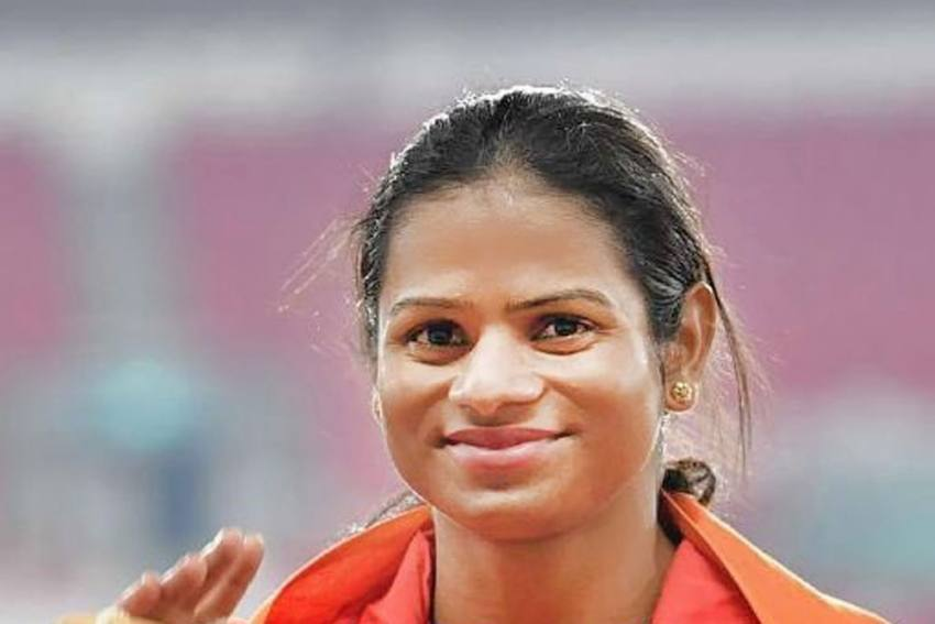 Editor Detained Over Olympian Dutee Chand's Complaint Of Obscene Content