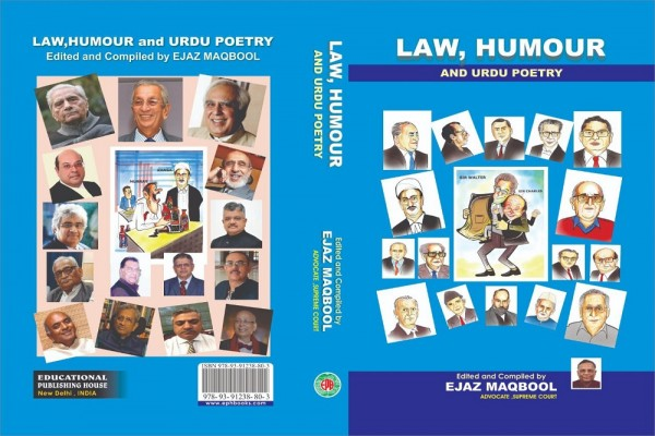 Humour And Urdu Poetry In Indian Courts: What A Lawyer's Book Reveals