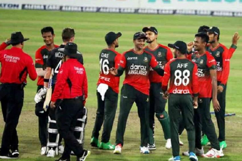 BAN Vs NZ, 3rd T20I: New Zealand Hit Back With 52-run Win, Still Trail Bangladesh 1-2