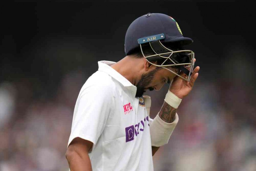 ENG Vs IND, 4th Test: KL Rahul Fined For Showing Dissent At Umpire's Decision