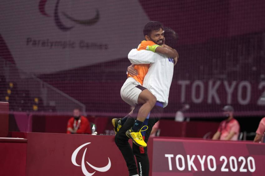Olympics Or Paralympics, Winning A Medal Is Huge: Tokyo Badminton Gold-medallist Krishna Nagar
