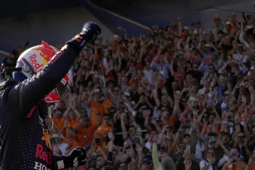 Dutch Grand Prix: Max Verstappen Thrills Home Crowd, Reclaim F1 Championship Lead From Lewis Hamilton