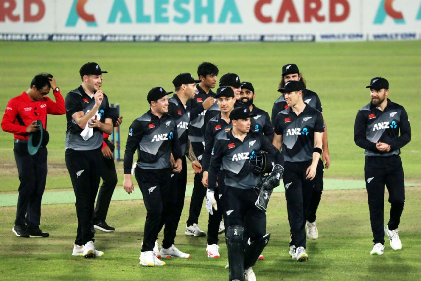 BAN Vs NZ, 3rd T20I: New Zealand Beat Bangladesh By 52 Runs To Keep Series Alive
