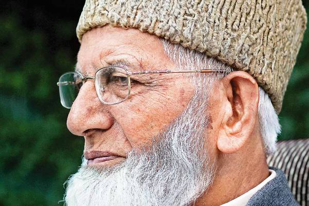 Video Shows Geelani's Body In Pak Flag, Family Booked Under UAPA