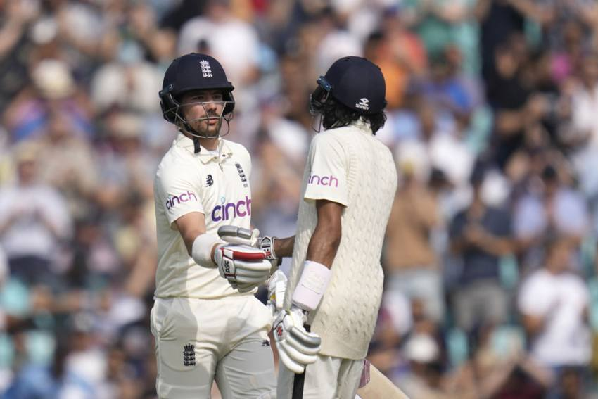 ENG Vs IND, 4th Test: Second Century Stand For England In The Series