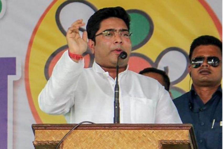 TMC MP Abhishek Banerjee Appears Before ED
