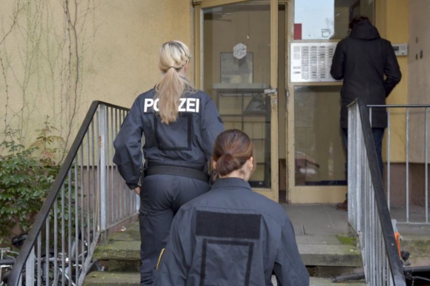 Afghan Man Attacks Woman In Germany Because He Didn't Approve Of Her Working