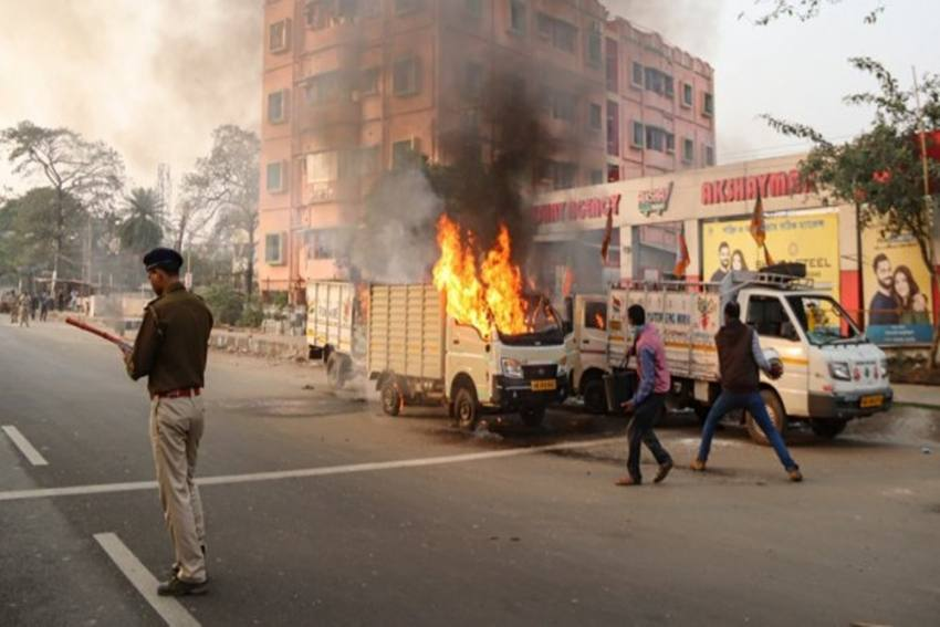 West Bengal Post-Poll Violence: CBI Detains Six People In Howrah