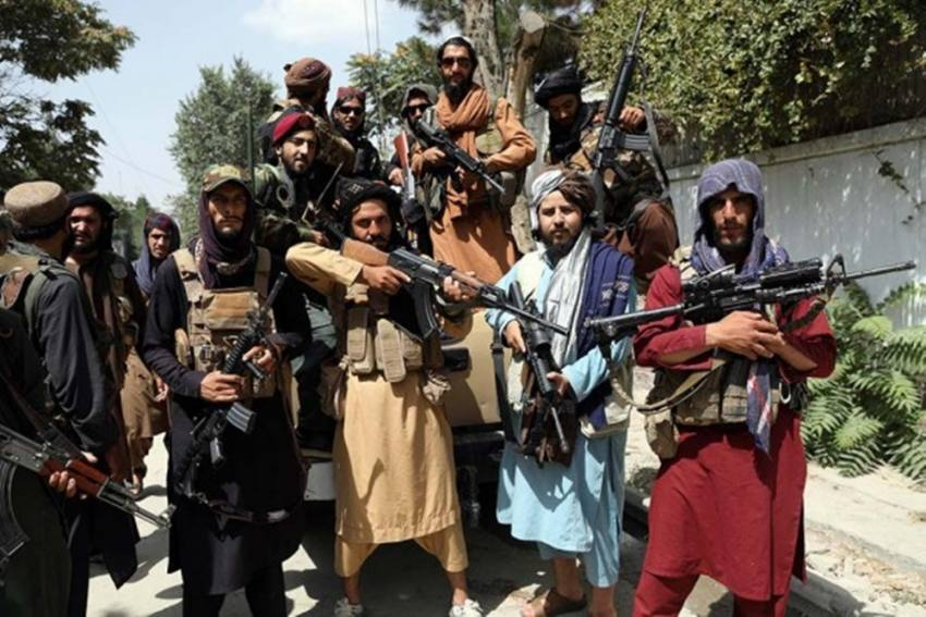US Warns Of Afghan Civil War As Taliban Make Panjshir Advances