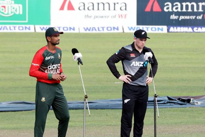 Live Streaming Of Bangladesh Vs New Zealand, 4th T20: Where To See Live Action; BAN Lead 2-1