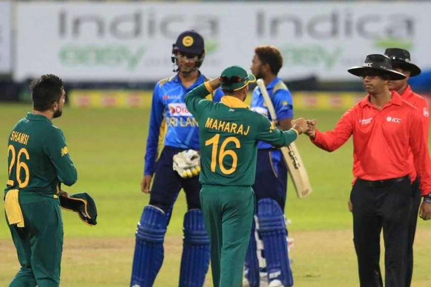 Live Streaming Of Sri Lanka Vs South Africa, 3rd ODI: Where To See Live Action