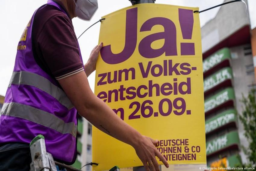 Berlin Faces Expropriation Vote: What Happens If The People Say 'Yes'?