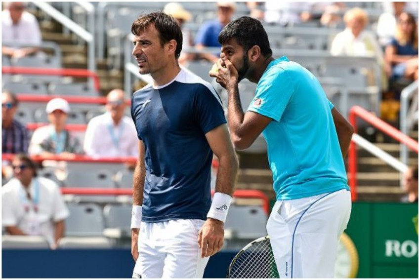 US Open: Rohan Bopanna-Ivan Dodig Goes Down Fighting; Indian Challenge Ends