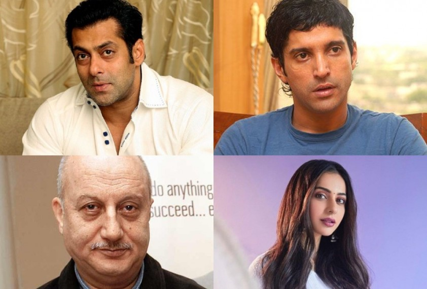 38 Celebrities Including Salman Khan And Farhan Akhtar Named In a Police Complaint For Sharing The Name Of Hyderabad Gangrape Victim On Social Media