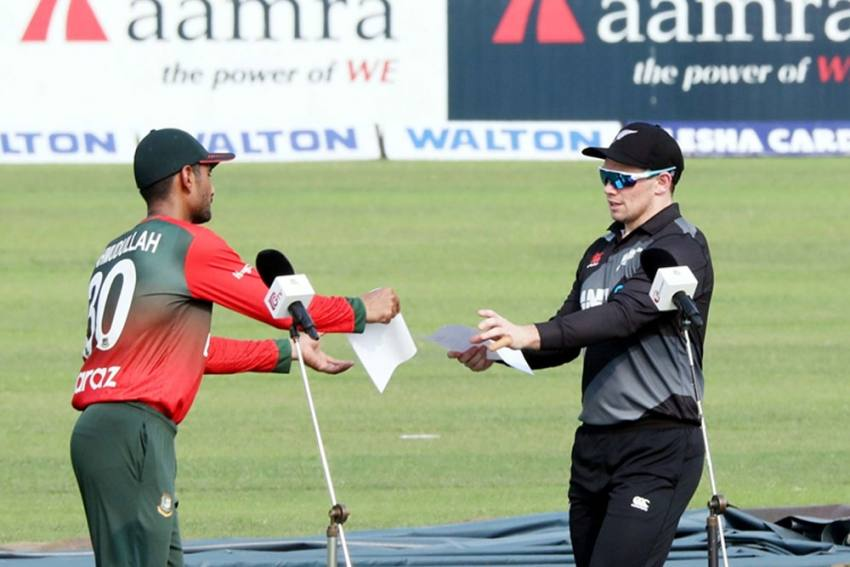 Live Streaming Of Bangladesh Vs New Zealand, 5th T20: Where To See Live Action