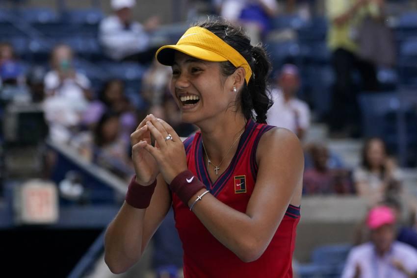 US Open Tennis: Emma Raducanu Faces Maria Sakkari In Semis, Leylah Fernandez Meets Aryna Sabalenka