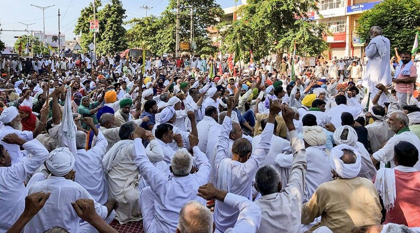 Will Karnal Farmers' Protest Spell Trouble For BJP In Haryana, UP & Punjab?