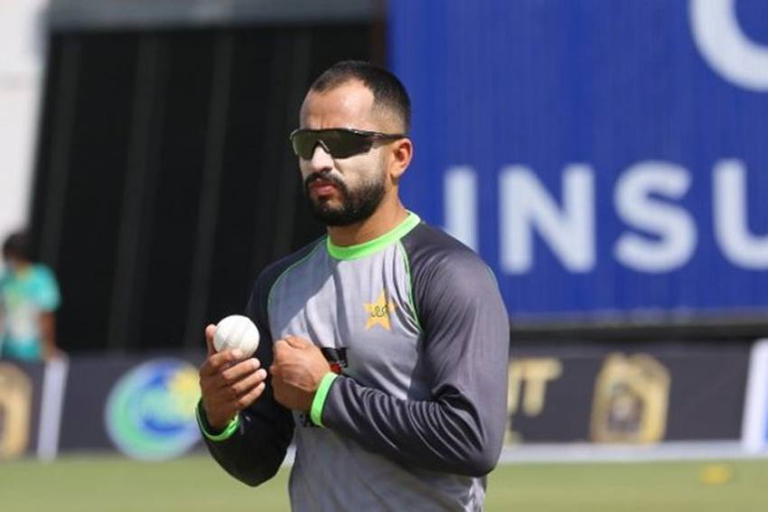Mohammad Nawaz, Pakistan Cricketer, Tests Positive For  COVID-19