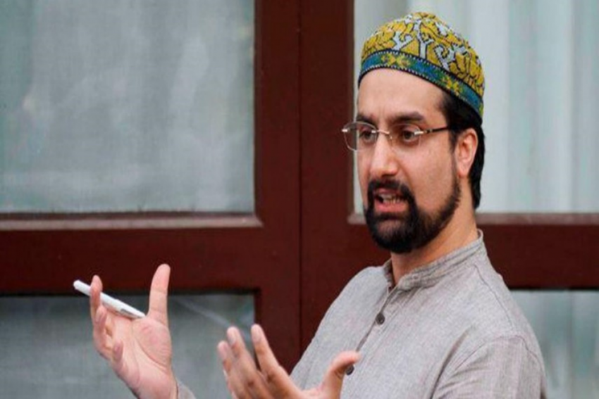 Kashmiris Empathize With Afghans: Hurriyat Leader Mirwaiz
