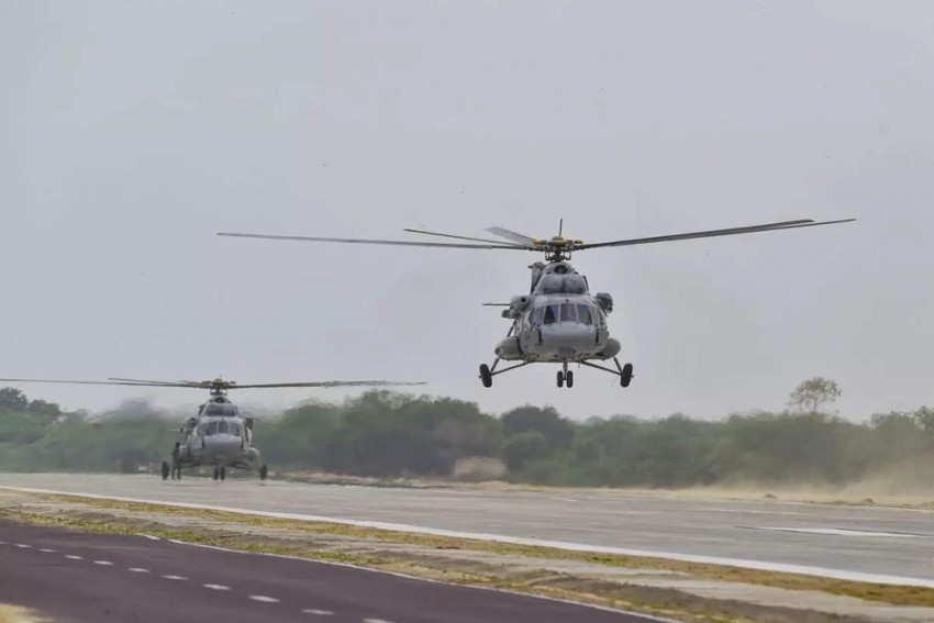 India's First Emergency Landing Strip For IAF Planes Inaugurated In Barmer