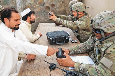 Data Jehad? It's Not Just Weaponry That Has Fallen Into Taliban Hands